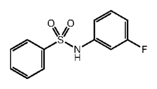 Alfa Aesar™N-(3-Fluorophenyl)benzenesulfonamide, 97%: Inicio