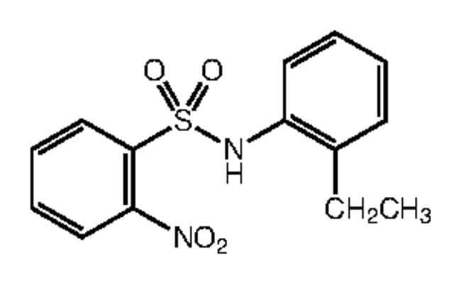Alfa Aesar™N-(2-Ethylphenyl)-2-nitrobenzenesulfonamide, 97% 1g Ver productos