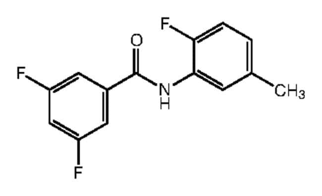 Alfa Aesar™3,5-Difluoro-N-(2-fluoro-5-methylphenyl)benzamide, 97% 250mg Ver productos