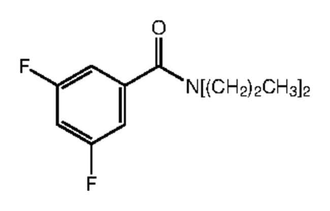 Alfa Aesar™3,5-Difluoro-N,N-di-n-propylbenzamide, 97%: Inicio