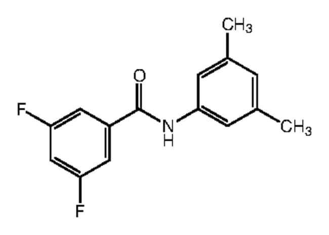 Alfa Aesar™3,5-Difluoro-N-(3,5-dimethylphenyl)benzamide, 97% 250mg Ver productos