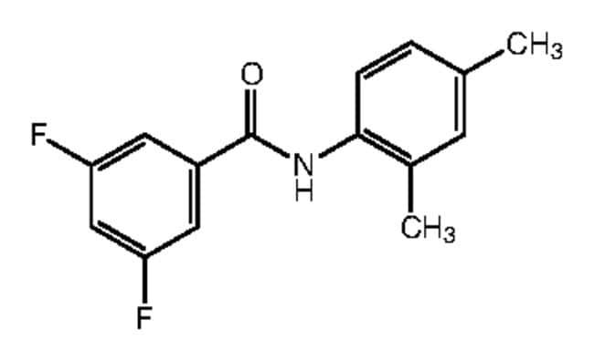Alfa Aesar™3,5-Difluoro-N-(2,4-dimethylphenyl)benzamid, 97% 1g Produkte