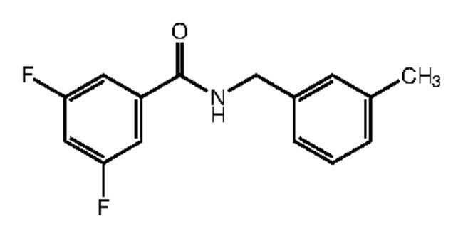 Alfa Aesar™3,5-Difluoro-N-(3-methylbenzyl)benzamid, 97% 1g Produkte
