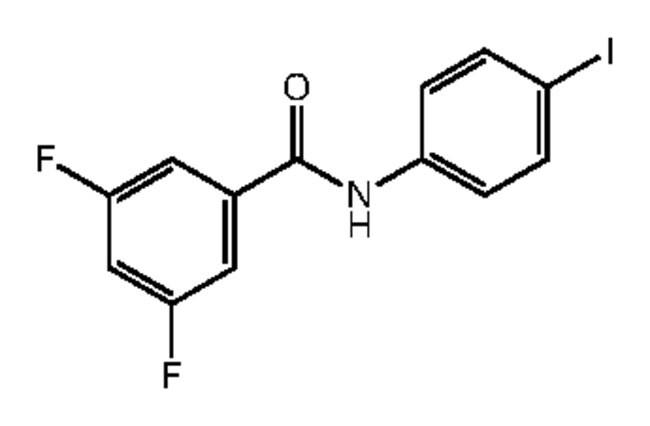 Alfa Aesar™3,5-Difluoro-N-(4-iodophenyl)benzamide, 97% 1g Ver productos