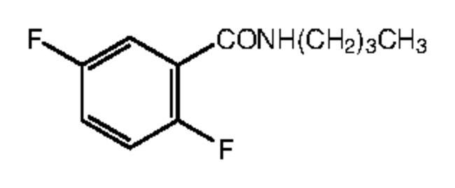 Alfa Aesar™N-n-Butyl-2,5-difluorobenzamide, 97% 250mg Ver productos