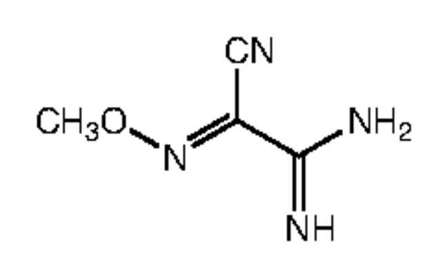 Alfa Aesar™2-Cyano-2-(methoxyimino)acetamidine, 97%