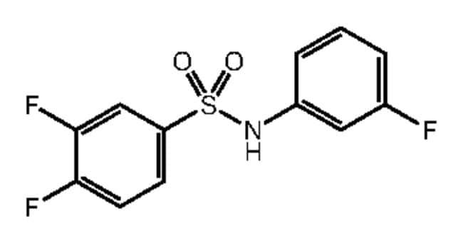 Alfa Aesar™3,4-Difluoro-N-(3-fluorophenyl)benzenesulfonamide, 97% 250mg Ver productos