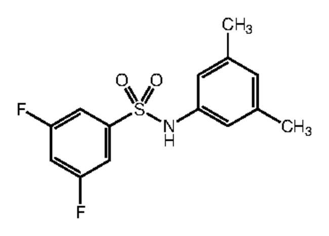 Alfa Aesar™N-(3,5-Dimethylphenyl)-3,5-difluorobenzenesulfonamide, 97% 1g Ver productos