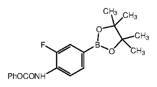 Alfa Aesar™3-Fluoro-4-(Phenoxycarbonylamino)benzolboronsäurepinacolester, 96% 250mg Produkte