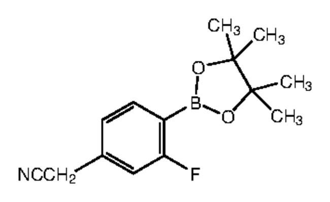 Alfa Aesar™4-Cyanomethyl-2-Fluorobenzenboronsäure Pinacolester, 96% 250mg Produkte