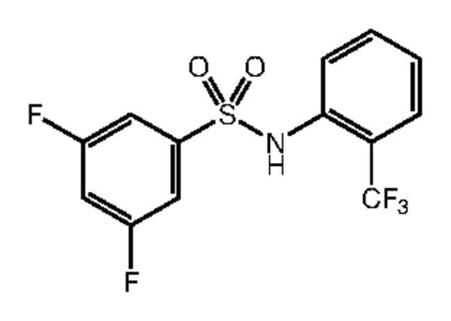 3,5-Difluoro-N-[2-(trifluoromethyl)phenyl]benzenesulfonamide, 97%, Alfa Aesar™ 1g Ver productos