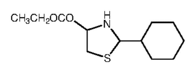 Alfa Aesar™Ethyl 2-Cyclohexylthiazolidin-4-Carboxylat, 97% 250mg Produkte