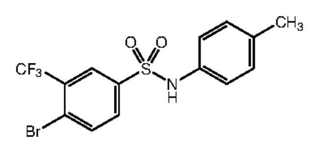 Alfa Aesar™4-Bromo-N-(4-methylphenyl)-3-(trifluoromethyl)benzenesulfonamide, 97%: Inicio
