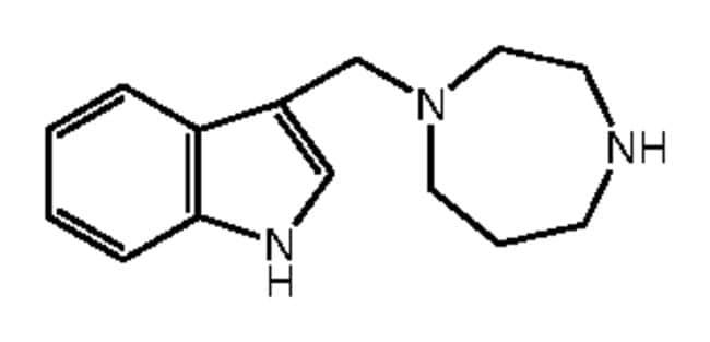 Alfa Aesar  3-(1-Homopiperazinylmethyl)indole, 95%