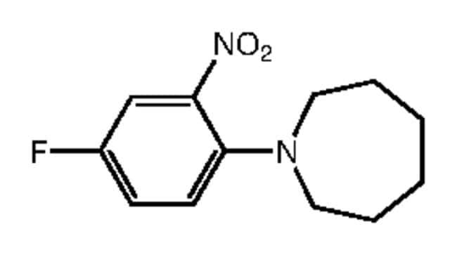 Alfa Aesar™1-(4-Fluoro-2-nitrophenyl)azepane, 97% 5g Alfa Aesar™1-(4-Fluoro-2-nitrophenyl)azepane, 97%
