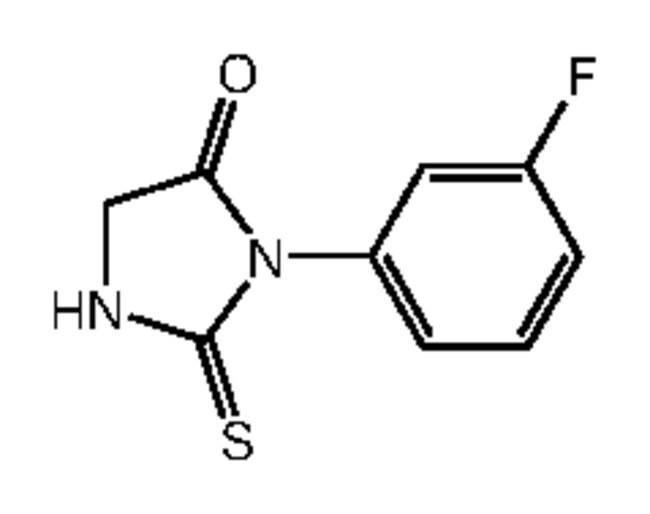 Alfa Aesar™3-(3-Fluorophenyl)-2-thiohydantoin, 95% 250mg Products