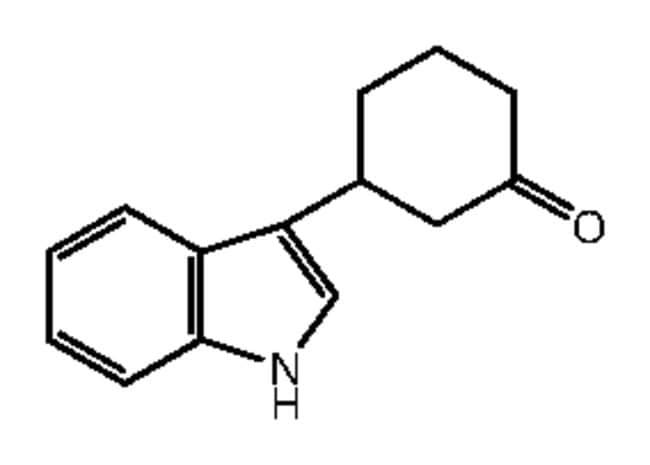 Alfa Aesar™3-(3-Oxycyclohexyl)indole, 95%