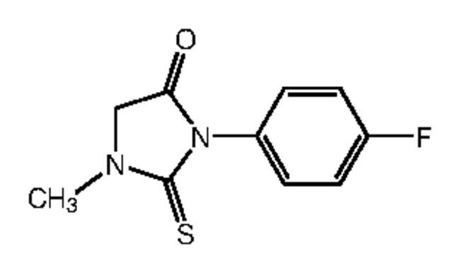 Alfa Aesar™3-(4-Fluorophenyl)-1-methyl-2-thiohydantoin, 95% 250mg Ver productos