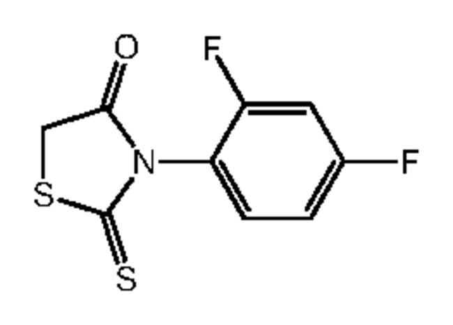 Alfa Aesar™3-(2,4-Difluorphenyl)-2-thioxo-4-thiazolidinon, 95% 250mg Produkte