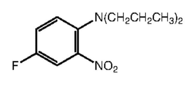 Alfa Aesar™4-Fluoro-2-nitro-N,N-di-n-propylaniline, 97% 5g Products