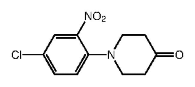 Alfa Aesar™1-(4-Chloro-2-nitrophenyl)-4-piperidone, 97% 250mg Alfa Aesar™1-(4-Chloro-2-nitrophenyl)-4-piperidone, 97%