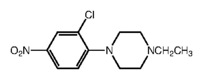 Alfa Aesar™1-(2-Chloro-4-nitrophenyl)-4-ethylpiperazine, 97% 1g Alfa Aesar™1-(2-Chloro-4-nitrophenyl)-4-ethylpiperazine, 97%