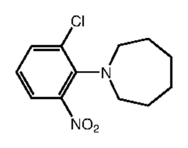 Alfa Aesar™1-(2-Chloro-6-nitrophenyl)azepane, 97% 5g Products