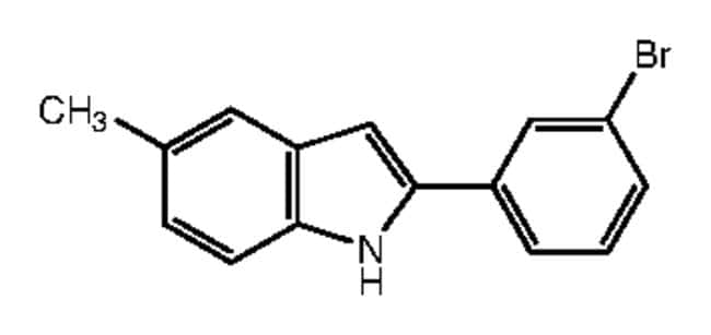 Alfa Aesar™2-(3-Bromophenyl)-5-methylbenzimidazole, 95% 1g Alfa Aesar™2-(3-Bromophenyl)-5-methylbenzimidazole, 95%