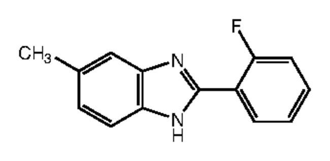 Alfa Aesar™2-(2-Fluorophenyl)-5-methylbenzimidazole, 95% 5g Ver productos