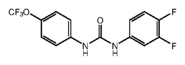1-(3,4-Difluorophenyl)-3-[4-(trifluoromethoxy)phenyl]urea, 97%, Alfa Aesar™: Inicio