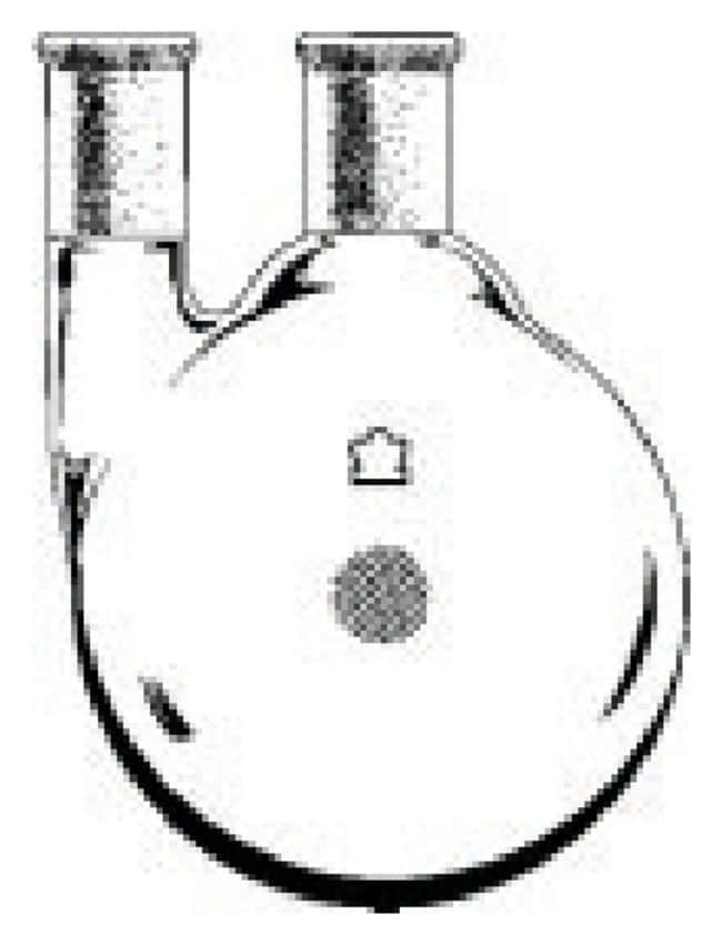 DWK Life Sciences Kimble Kontes Distilling Two-Neck Round Bottom Heavy-Wall
