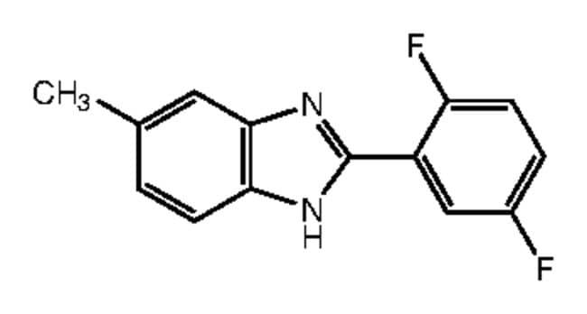 Alfa Aesar™2-(2,5-Difluorophenyl)-5-methylbenzimidazole, 95% 1g Alfa Aesar™2-(2,5-Difluorophenyl)-5-methylbenzimidazole, 95%