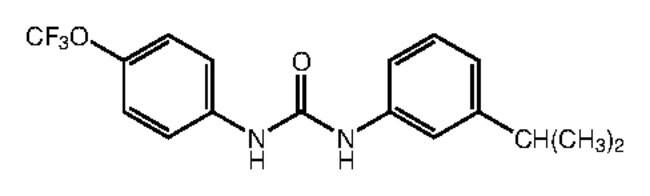 1-(3-Isopropylphenyl)-3-[4-(trifluoromethoxy)phenyl]urea, 97%, Alfa Aesar™ 250mg Ver productos