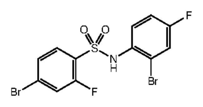 Alfa Aesar™4-Bromo-N-(2-bromo-4-fluorophenyl)-2-fluorobenzenesulfonamide, 97% 1g Ver productos