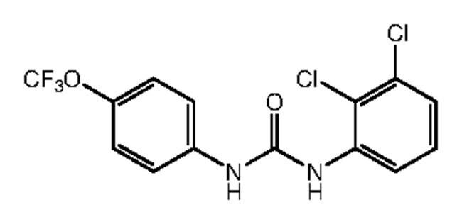 1-(2,3-Dichlorophenyl)-3-[4-(trifluoromethoxy)phenyl]urea, 97%, Alfa Aesar™ 1g Ver productos