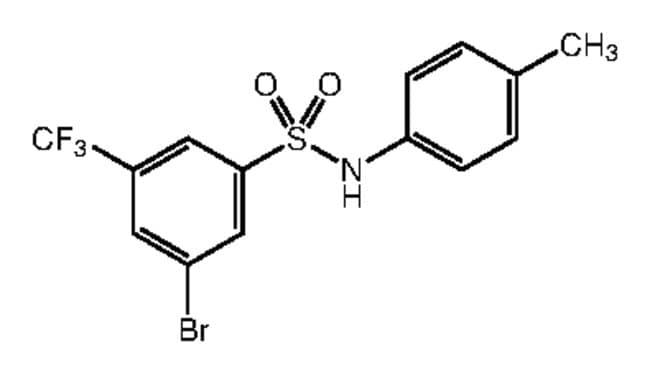 Alfa Aesar™3-Bromo-N-(4-methylphenyl)-5-(trifluoromethyl)benzenesulfonamide, 97% 1g products