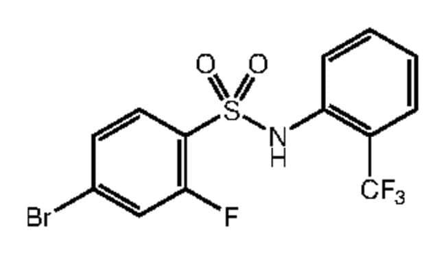 4-Bromo-2-fluoro-N-[2-(trifluoromethyl)phenyl]benzenesulfonamide, 97%, Alfa Aesar™ 250mg Ver productos