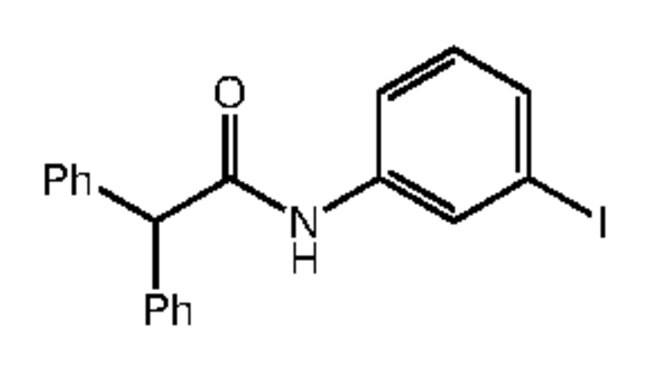 Alfa Aesar™N-(3-Iodophenyl)-2,2-diphenylacetamide, 95% 250mg Ver productos