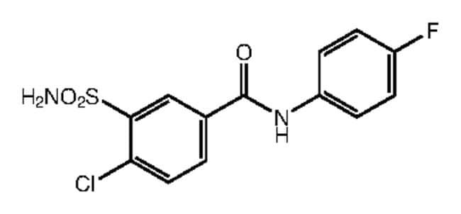 Alfa Aesar™4-Chloro-N-(4-fluorophenyl)-3-sulfamoylbenzamide, 95% 1g Ver productos
