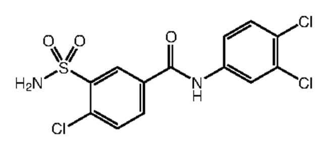 Alfa Aesar™4-Chloro-N-(3,4-dichlorophenyl)-3-sulfamoylbenzamide, 95% 250mg Ver productos