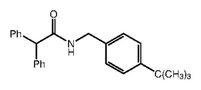 Alfa Aesar™N-(4-tert-Butylbenzyl)-2,2-diphenylacetamide, 95% 1g Alfa Aesar™N-(4-tert-Butylbenzyl)-2,2-diphenylacetamide, 95%