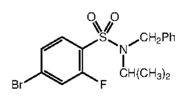 Alfa Aesar™N-Benzyl-4-bromo-2-fluoro-N-isopropylbenzenesulfonamide, 97% 1g Products
