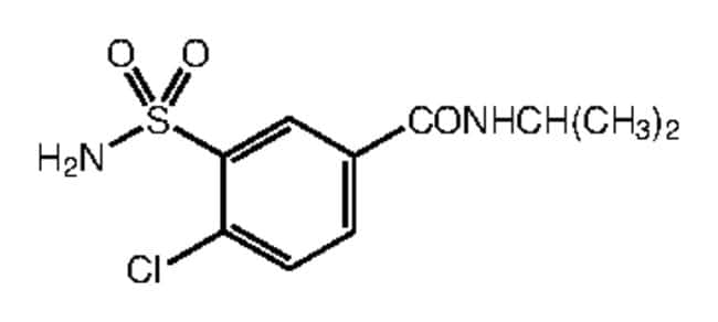 Alfa Aesar™4-Chloro-N-isopropyl-3-sulfamoylbenzamide, 95% 250mg Products