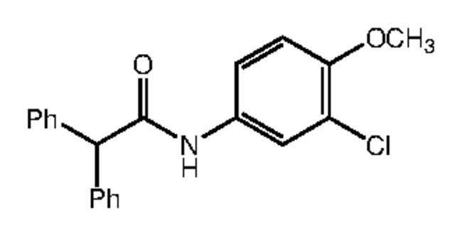 Alfa Aesar™N-(3-Chloro-4-methoxyphenyl)-2,2-diphenylacetamide, 95% 1g Ver productos