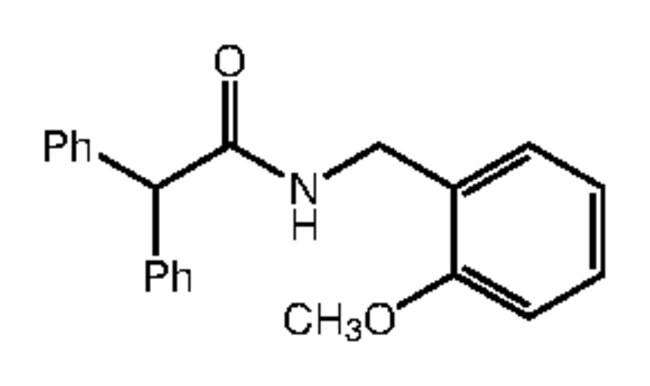 Alfa Aesar™N-(2-Methoxybenzyl)-2,2-diphenylacetamide, 95% 250mg Ver productos
