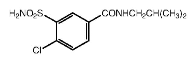 Alfa Aesar™4-Chloro-N-isobutyl-3-sulfamoylbenzamide, 95% 250mg Ver productos