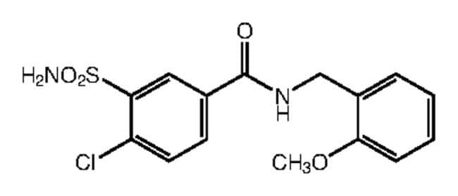 Alfa Aesar™4-Chloro-N-(2-methoxybenzyl)-3-sulfamoylbenzamide, 95% 250mg Ver productos