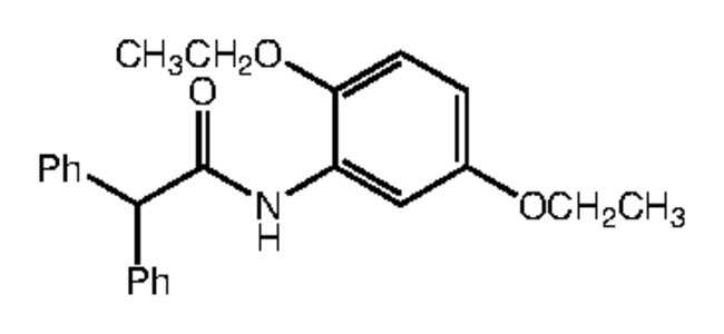Alfa Aesar™N-(2,5-Diethoxyphenyl)-2,2-diphenylacetamide, 95% 250mg products