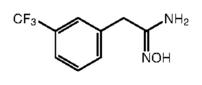 2-[3-(Trifluoromethyl)phenyl]acetamidoxime, 97%, Alfa Aesar™