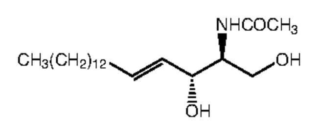 Alfa Aesar™N-Acetyl-D-sphingosine, 98%: Ensayos celulares Análisis celular